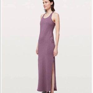 Lululemon refresh maxi dress 12